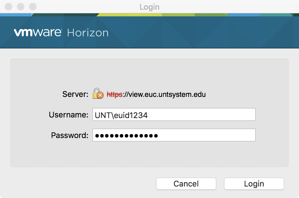Installing VMware Horizon Client | Computing for Arts + Sciences