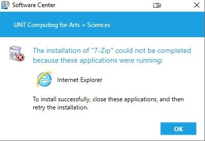 Installing Windows Software via Software Center | Computing